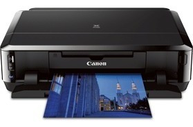 Impresora Canon Pixma Ip7210 Imprime S/cd, Dvd,blue Ray