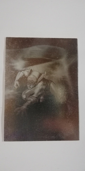 Max Mercury Pepsi Card Dc N°5 1995 Hologramas