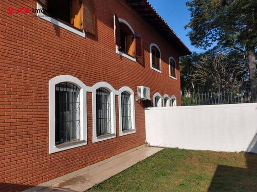 Imagem 1 de 19 de Excelente Imóvel Com 2 Casas E Um Amplo Estacionamento. - Ca0117