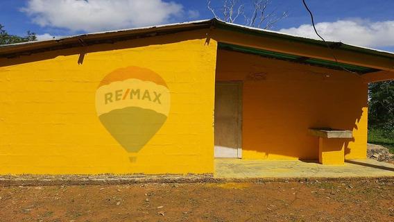 Remax Vende Parcela De Terreno En San Juancito Capadare Mun