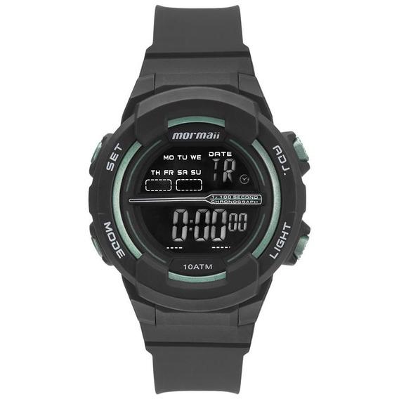 Relógio Mormaii Masculino Ref: Mo0201/8v Digital Infantil