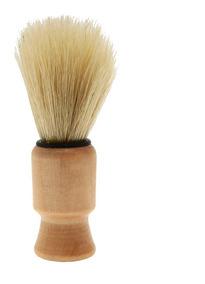 Pincel Para Barba Com Cerdas Naturais Ref. 1380b Marco Boni