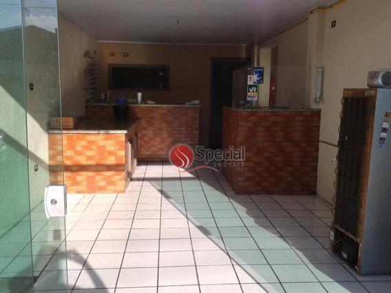 Salão Para Alugar, 80 M² - Itaquera - São Paulo/sp - Sl0546
