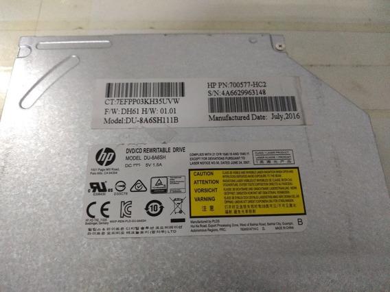 Drive De Dvd Notebook Hp Tpn-c125