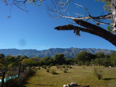 Alquiler Cabañas En Los Hornillos - Traslasierra - Cordoba