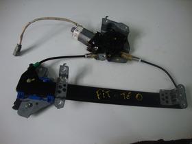 Maquina De Vidro T-e Do Honda Fit 04 A 08