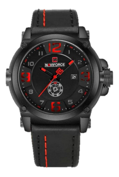 Relógio Masculino Militar Esportivo Naviforce 9099 Original