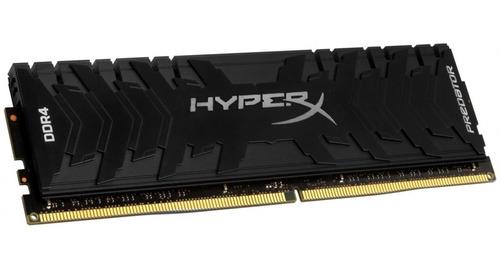 Imagem 1 de 3 de Memoria 16gb 3000 Mhz Hx430c15pb/16 Kingston Predator Hyperx