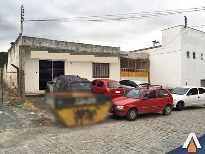 Acrc Imóveis - Terreno À Venda No Centro De Blumenau, Com 390 M² - Te00256 - 32323560
