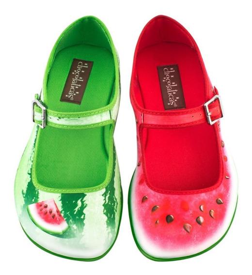 Zapatos Chocolaticas Para Niñas Y Dama. Hot Chocolate Design