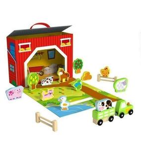 Caixa Divertida - Fazenda - Tooky Toy