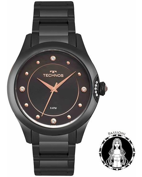 Relógio Technos Elegance - 2035mpz/5p C/ Nf E Garantia U