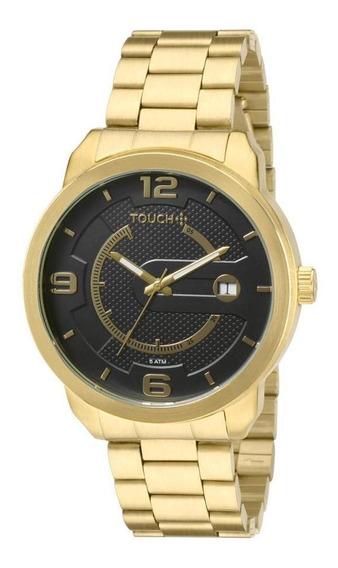 Relógio Touch Multi Movt Dourado - Tw2415ac/4p