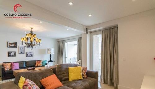Imagem 1 de 15 de Apartamento A Venda No Bairro Santa Paula - V-4792