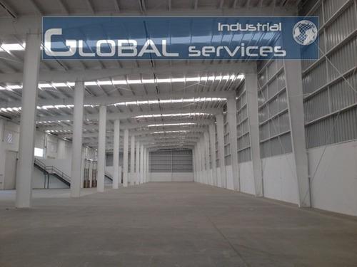 Coacalco, Bodegas Industriales En Renta.