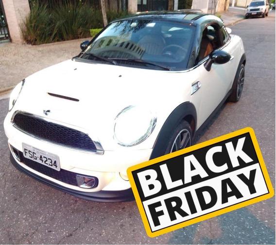 Mini Cooper S Coupé 1.6 S Aut 2014 Oferta Black Friday