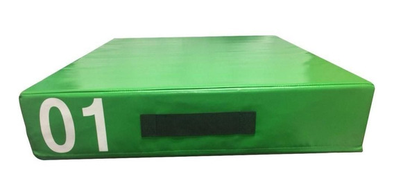 Kit 4 Caixas Para Salto Pliométrico 90x75x60cm Wct Fitness 7