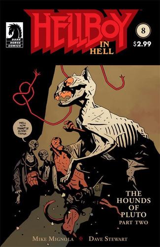 Hellboy In Hell #8 (2015) Mike Mignola - Ed. Dark Horse