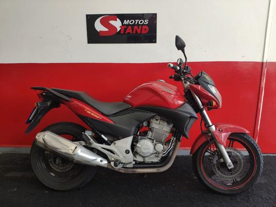 Honda Cb 300 R 300r Cb300r 2012 Vermelha Vermelho