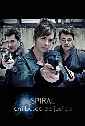 Spiral - Em Busca De Justiça 2ªtemporada +globosat Leg.