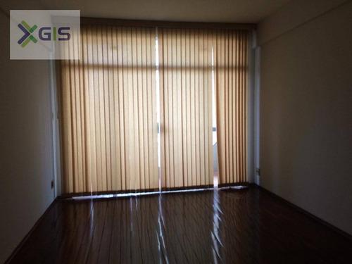 Imagem 1 de 17 de Apartamento Com 3 Dormitórios À Venda, 110 M² Por R$ 370.000,00 - Centro - São José Do Rio Preto/sp - Ap1663