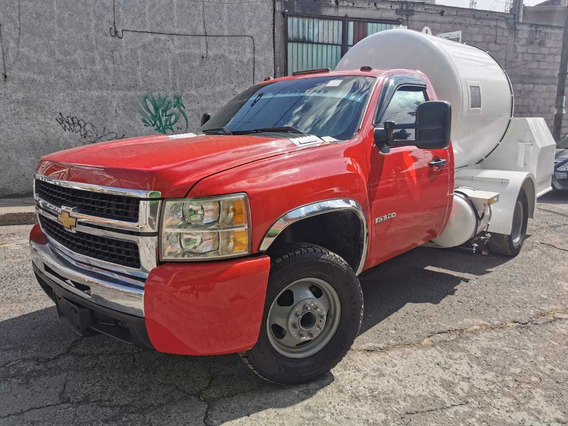 Chevrolet 3500 Pipa De Gas Lp