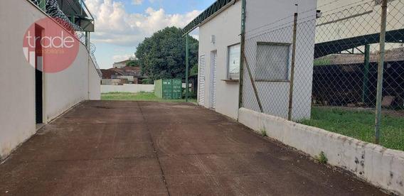 Estacionamento Para Alugar, 500 M² Por R$ 3.000/mês - Jardim Sumaré - Ribeirão Preto/sp - Te1047