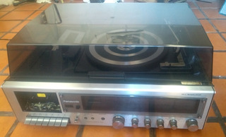 Centro Musical Panasonic! Vintage 1977-detalle Leer Todo!