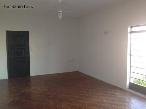 Casa Com 3 Dormitórios Para Alugar, 180 M² Por R$ 2.800/mês - Centro - Jaú/sp - Ca0659