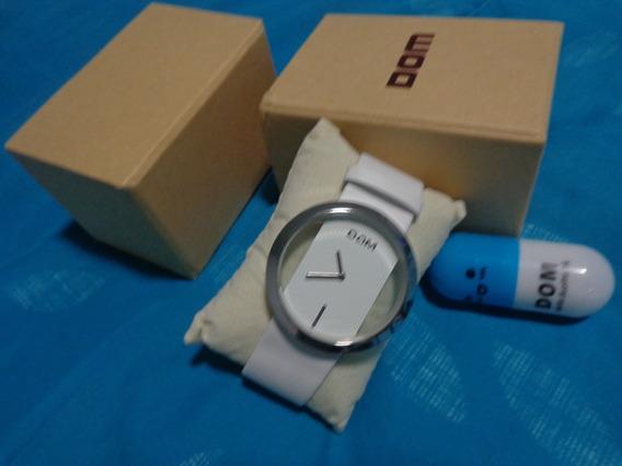 Reloj Para Mujer Marca Dom - Envío Gratis!