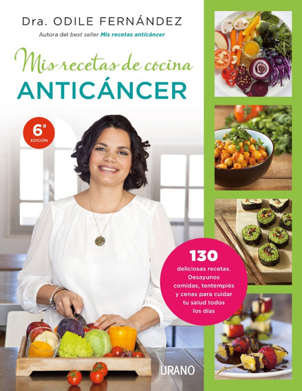 Mis Recetas De Cocina Anticancer - Fernandez Odile