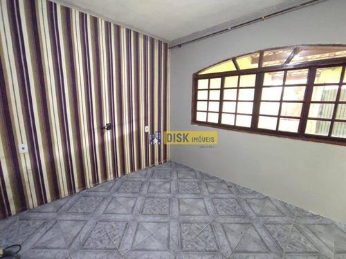 Imagem 1 de 14 de Casa Com 2 Dormitórios À Venda, 114 M² Por R$ 420.000 - Parque Selecta(montanhão) - São Bernardo Do Campo/sp - Ca0394