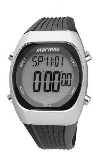 Relógio Mormaii Masulino Sport Caixa De Aço Y11099/8p