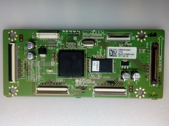 Placa T-con Tv Lg 42pt250b
