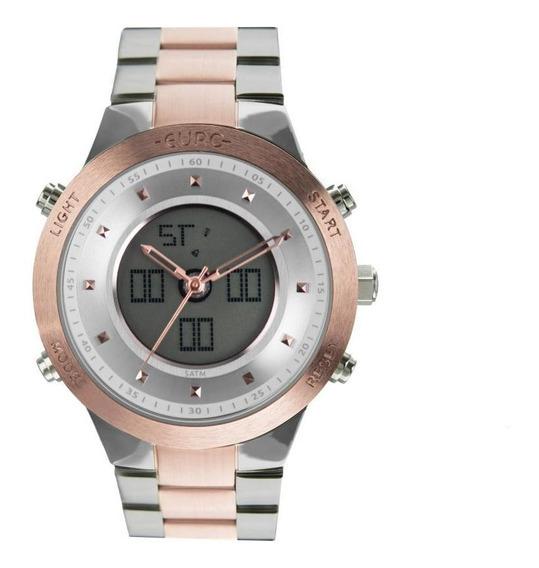 Relógio Feminino Euro Sporty Eubj3889ab/5k 40mm Aço Bicolor