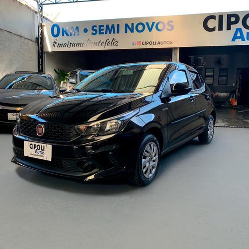 Imagem 1 de 9 de Fiat Argo Drive 1.0 - 2018 - Completo - Com Apenas 37.000km