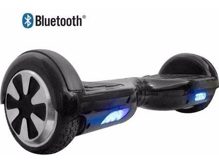 Skate Elétrico Hoverboard 6,5. Bluetooth. Bateria Samsung