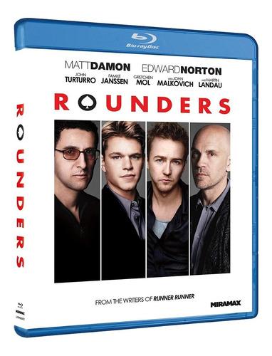 Imagen 1 de 3 de Blu-ray Rounders / Apuesta Final