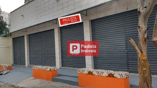 Loja Para Alugar, 38 M² - Campo Belo - São Paulo/sp - Lo0345