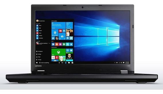 Notebook Lenovo Thinkpad L560 Intel Core I5 4gb 256gb W10