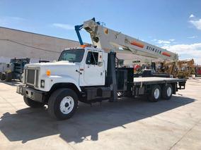 Grúa Sobre Camion Titan International Con Terex De 23.5 Ton