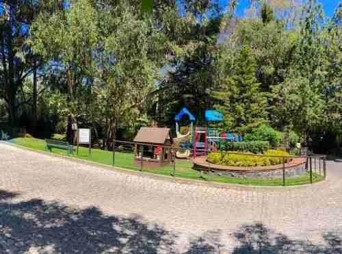 Jesús Del Monte, Villa Del Lago Departamento Con Vista Arbolada