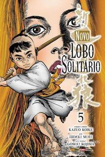 Hq Mangá Lobo Solitário 05