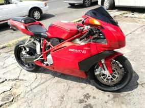 Ducati Testastretta 749 2006