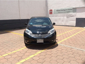 Nissan Note Advance Mt 2014 Seminuevos