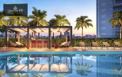 Imagem 1 de 24 de Apartamento Duplex Com 4 Dormitórios À Venda, 267 M² Por R$ 2.368.749,00 - Santo Amaro - São Paulo/sp - Ad0260