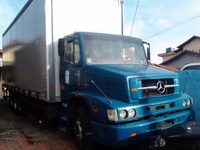 Caminhão Truck Sider Mercedes-benz