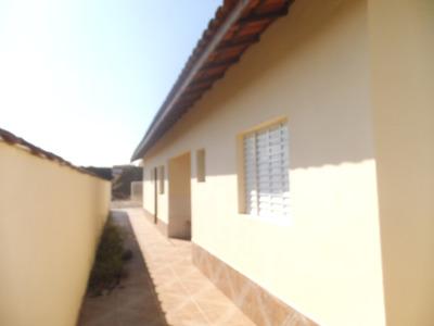 2 Casas Térreas Novas No Jardim Praia Grande Ref. 819