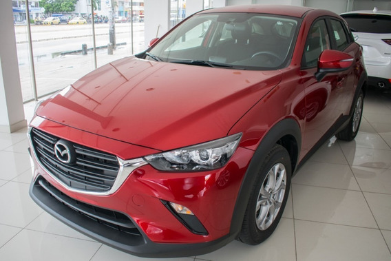 Mazda Cx-3 Prime 2.0 2020 Rojo Diamante 5p
