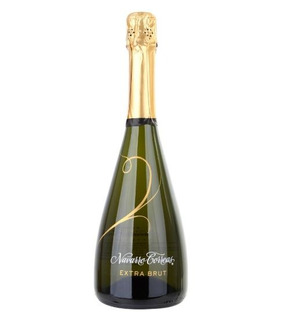 Champagne Navarro Correas Extra Brut 750 Ml.